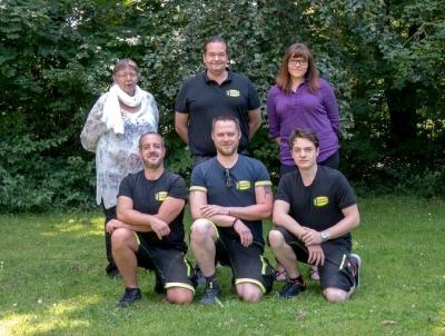 Das Team und die Heizungsinstallateure von Badeofen Kaufmann München